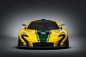 fastest mclaren mclaren p1 gtr for those days when a p1 ain u0027t fast enough by car