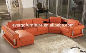 Modern Genuine Leather Sofa Modern Design Genuine Leather Sofa Set Living Room Furniture View