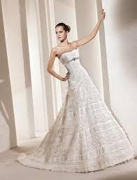 la sposa brautkleid en iyi 17 fikir la sposa brautkleider te