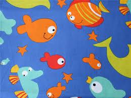 kids baby 100 cotton under sea fish seahorse turtle shark crafts