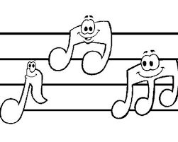 music notes on piano coloring page music notes on piano coloring