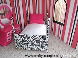 Dollhouse Bed For Girls by My Girls And I Really Enjoyed Making This Little Bed For Their