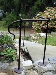 Outdoor Metal Handrails Best 25 Iron Handrails Ideas On Pinterest Wrought Iron Handrail