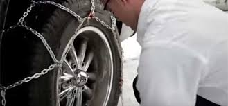 Tire Chains For Cars Costco How To Put On Snow Chains And Drive Safely Les Schwab Tire Centers