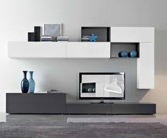 Tv Wall Furniture Nero Wall Mounted Tv Storage System B912 Love How This Is