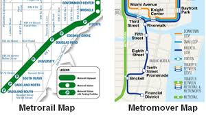 Metrorail Map Miami Dade Transit Undergoing Improvements Officials Caution Fans
