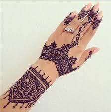 jewels henna tattoo nail polish nail accessories navy