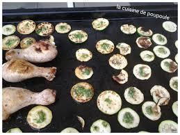 cuisiner le basilic courgette grillée au basilic et à l ail à la plancha la cuisine de