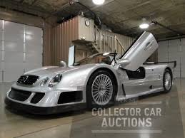 mercedes auctions ultra lotec c1000 goes up for auction