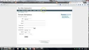 tutorial web dengan yii tutorial pembuatan sistem informasi akademik dengan codelobster dan