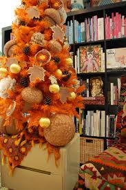 orange halloween tree thankful for fall trees blog treetopia com blog treetopia com