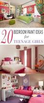 Bedroom Painting Ideas 20 Bedroom Paint Ideas For Teenage Girls Home Design Lover