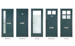 contemporary front doors new timber doors dale windows
