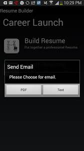 Best Resume Builder App For Android by Amazon Com Resume Builder Pro Appstore For Android