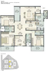 sobha floor plan