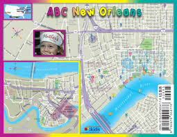 New Orleans Zoning Map by Contact Naza Designs