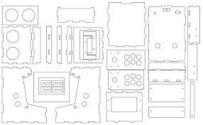 Tankstick Cabinet Plans Diy Arcade Cabinet Plans U2013 Guarinistore Com
