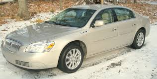2009 buick lucerne information and photos zombiedrive