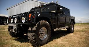 hummer sedan 2pac u0027s 1996 hummer h1 is up for auction sharp magazine