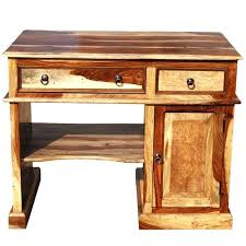 Small Wooden Computer Desks Wood Computer Desk Solid Wood Computer Desk For Small Space Wood