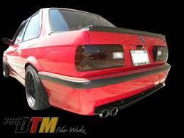 Bmw E30 Rear Valance Shop For Bmw 3 Series 4dr Rear Bumper On Bodykits Com