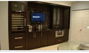 bar home built in bar and wall unit ideas magnificent living