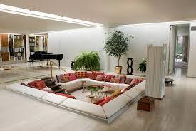 wohnzimmer luxus luxus wohnzimmer inspiration für raumgestaltung mit bodenkissen