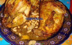 apprendre a cuisiner marocain poulets à la marocaine la cuisine de oumotalal