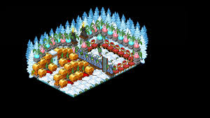 my habbo room designs purplelaser u0027s snow casino 2010