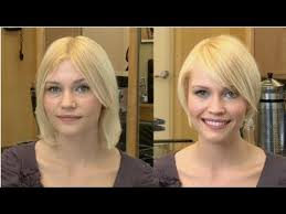 best haircut for narrow face get the best haircut and style for a square shaped face youtube