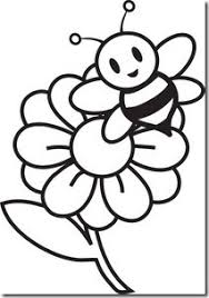 charming flower garden clipart black and white collection in
