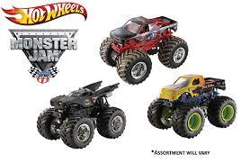 mattel monster jam series