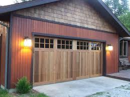 Overhead Door Panels Wood Garage Door Panels Slide Best House Design Wood Garage Door