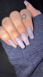 Lilca by Best 25 Lilac Nails Ideas On Pinterest Summer Gel Nails Spring