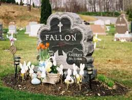 Easter Decorations For Graves by Churches Cemeteries Pizza Trains Dan Flood