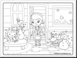 coloring disney jr pages doc mcstuffins doc mcstuffins