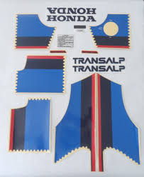 honda xr 100r xr100 r 2002 2004 tank decals stickers honda