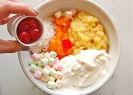 Jello Salad With Cottage Cheese And Mandarin Oranges by Marshmallow Salad The Art Of Doing Stuffthe Art Of Doing Stuff