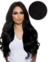 24 inch extensions magnifica 240g 24 jet black 1 bellami hair