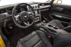 Mustang Interior 2014 2016 Ford Mustang Interior United Cars United Cars