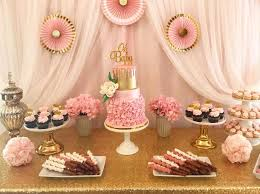 gold and pink baby shower pink and gold baby shower cakecentral