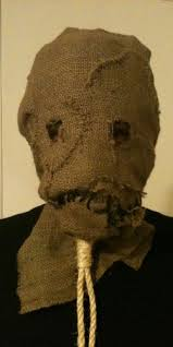 Scarecrow Mask Begins Dark Knight Rises Scarecrow Mask Hand Made