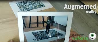 android studio vuforia tutorial introduction into augmented reality with vuforia and unity
