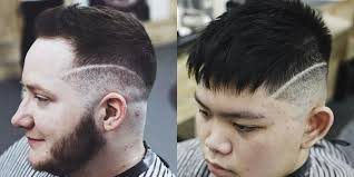 low hard line part haircut hairstyles for men 2017 men u0027s hair