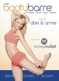 amazon com tracey mallett u0027s the barre plus abs u0026 arms
