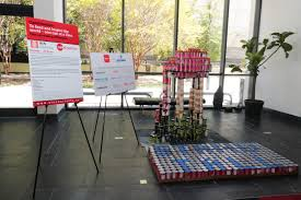 canstruction 2016 aia charlotte