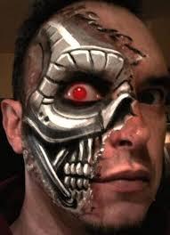 Terminator 2 Halloween Costume Diy Terminator Halloween Costume Maskerix