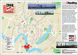 Shenzhen Metro Map In English by Trax2 Nanning City Tourist Guide With Map Of Nanning Capital Of