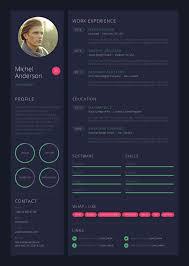 designer resume resume templates
