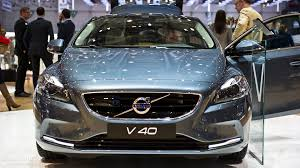 geneva 2012 volvo v40 live photos autoevolution